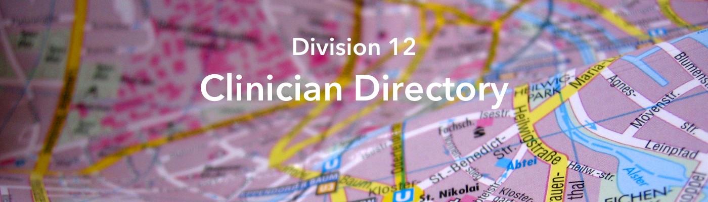 cliniciandirectory