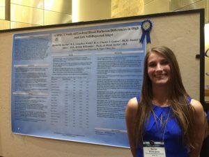 Rachel Zachar Poster Award Winner